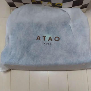 アタオ(ATAO)の再出品 ATAO デニムエルヴィ (トートバッグ)