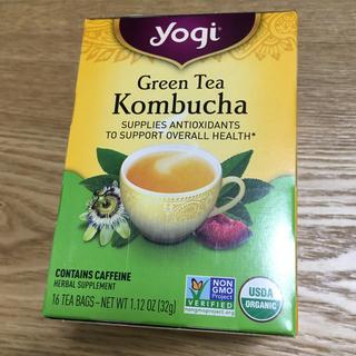 ヨギティー コンブチャ yogi tea kombucha(茶)