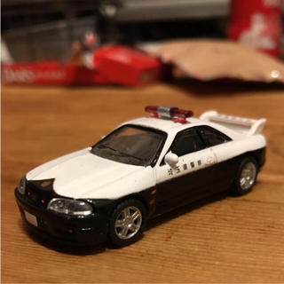 ニッサン(日産)のニッサン  スカイライン 埼玉県警 GT-R R33 パトカー ミニカー(ミニカー)