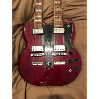 ギブソン(Gibson)のGibson EDS-1275(エレキギター)