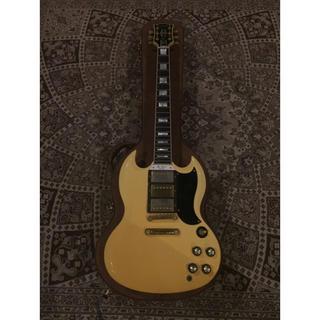 ギブソン(Gibson)のGibson Custom Shop SG Custom 3PU(エレキギター)