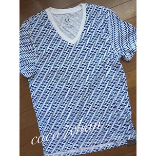 アルマーニエクスチェンジ(ARMANI EXCHANGE)の新品 アルマーニエクスチェンジ Tシャツ Sサイズ(Tシャツ/カットソー(半袖/袖なし))