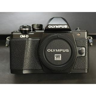 オリンパス(OLYMPUS)のオリンパスOM-D E-M10MarkⅡボディ超美品!(ミラーレス一眼)
