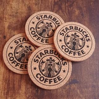 Starbucks Coffee - スターバックス コースター 4枚セット