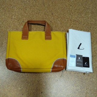 ツチヤカバンセイゾウジョ(土屋鞄製造所)の土屋鞄製造所 トートバッグ おけいこバッグ レッスンバッグ 未使用 (トートバッグ)