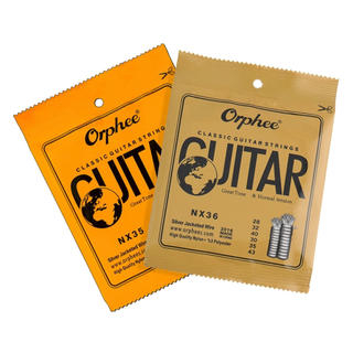 中国製アコースティックギター弦  3メーカー  よりどり3個パック送料込み!(弦)