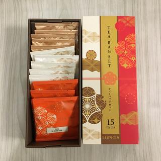 LUPICIA - 新品・未開封 ルピシア TEA BAG SET 15袋セット