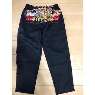 doublet / CHAOS EMBROIDERY TRACK PANTS(その他)