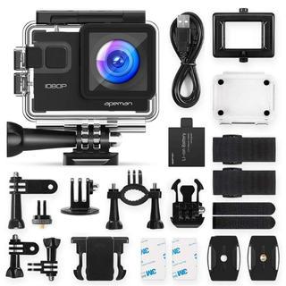ゴープロ(GoPro)の進化版】 APEMAN A66S アクションカメラ 本日限定価格(ビデオカメラ)