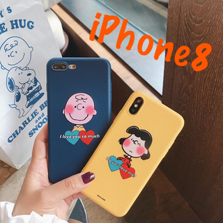 iPhone - 大人気♡新品♡PEANUTS スヌーピー iPhone ケース