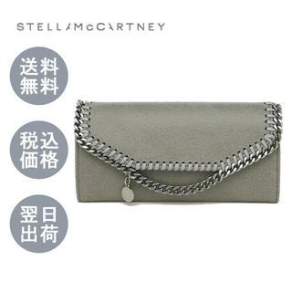 ステラマッカートニー(Stella McCartney)のステラマッカートニー ファラベラ 長財布 391835 W9132 GREY(財布)