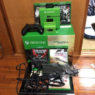 エックスボックス(Xbox)のxboxoneセット(家庭用ゲーム本体)