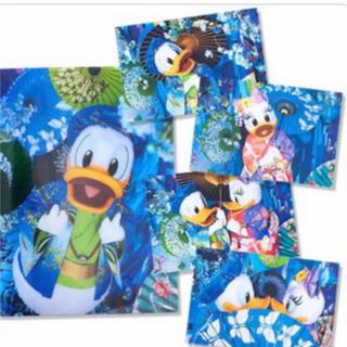 Disney - ドナルド  実写 イマジニング  ポストカード
