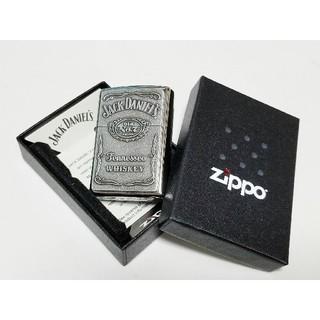ジッポー(ZIPPO)のZIPPO  ジャックダニエル(タバコグッズ)