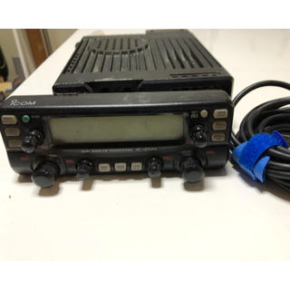 アマチュア無線機 アイコム2720  20ワット(アマチュア無線)