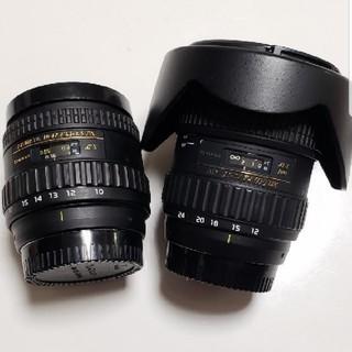 Nikon - TOKINA 広角2本セット