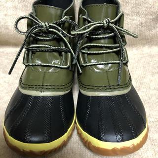 ソレル(SOREL)のSOREL  OUT N ABOUT RAIN WATER PROOF(ブーツ)