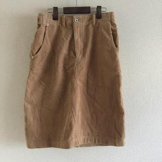 チャイルドウーマン(CHILD WOMAN)のCHILD WOMANコーディロイスカート(ひざ丈スカート)