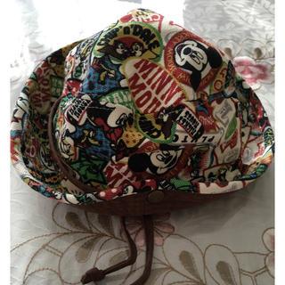 ディズニー(Disney)のディズニー キッズ帽子(帽子)