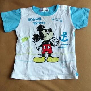 ディズニー(Disney)のミッキーのTシャツ(Tシャツ/カットソー)