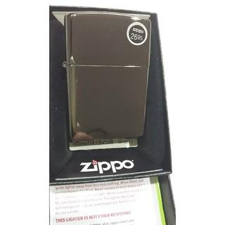 ジッポー(ZIPPO)のZippo エボニー 24756(タバコグッズ)