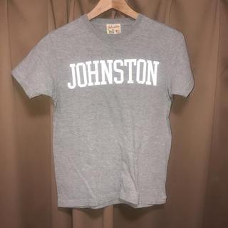 ティーエムティー(TMT)のJOHNSTON Tシャツ(Tシャツ/カットソー(半袖/袖なし))