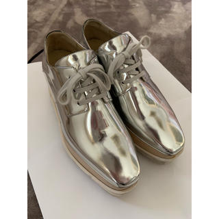 ステラマッカートニー(Stella McCartney)のステラマッカートニー 正規品 厚底(ローファー/革靴)