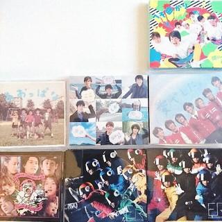 カンジャニエイト(関ジャニ∞)の関ジャニ∞ シングル7点set CD / DVD * 初回限定盤 通常盤(アイドルグッズ)