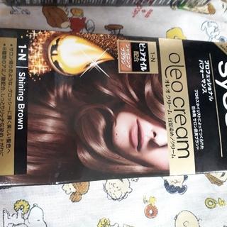 syoss 白髪染め/クリーム 〈4箱〉(カラーリング剤)