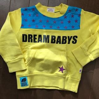ドリームベイビーズ(DREAMBABYS)のドリームベイビーズトレーナー(トレーナー)