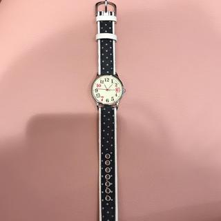 女の子向け  アナログ腕時計  良品(腕時計)