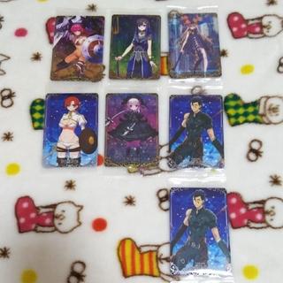 バンダイ(BANDAI)のFGO ウエハースカード(カード)