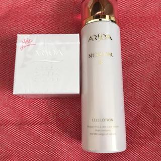 アルソア(ARSOA)の石鹸70gとヌコールローション150ml(ボディソープ / 石鹸)