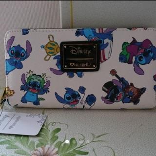 ディズニー(Disney)のラウンジフライ スティッチ 長財布(財布)