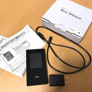 エヌイーシー(NEC)の保証書あり★NEC ATERM MR05LN(PC周辺機器)