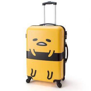 グデタマ(ぐでたま)のキャリーバック ぐでたま(スーツケース/キャリーバッグ)