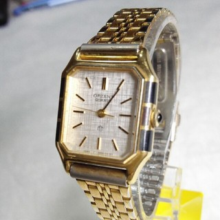 オリエント(ORIENT)のオリエント 腕時計 レディースクォーツ (腕時計)