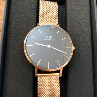 ダニエルウェリントン(Daniel Wellington)のダニエルウェリントン  レディース  CLASSIC PETITE  32mm(腕時計)
