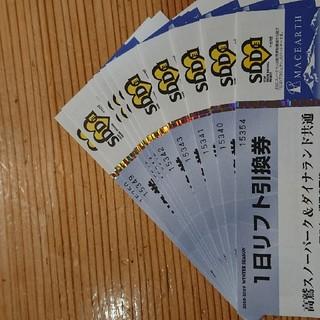 ちぃ様専用(高鷲スノーパークチケット)(ウィンタースポーツ)