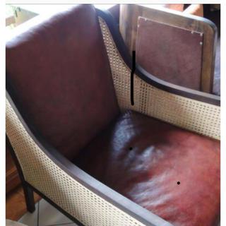 バリ家具 ソファー椅子 タリタギャラリー ハイクオリティー(一人掛けソファ)