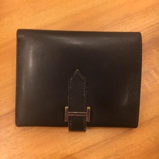 エルメス(Hermes)のエルメス HERMES ベアンコンパクト 財布(折り財布)