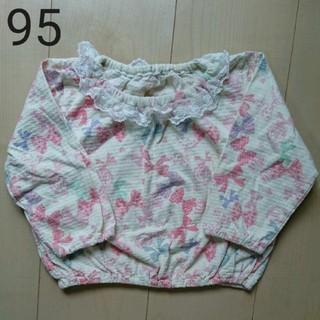 ニシキベビー(Nishiki Baby)の☆95センチ☆ スウィートガール ニシキ りぼん トップス(Tシャツ/カットソー)
