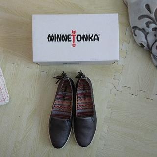 ミネトンカ(Minnetonka)のミネトンカ最終値下げ(スリッポン/モカシン)