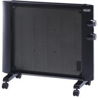 デロンギ(DeLonghi)のDeLonghi デロンギ マイカパネルヒーター 2~6畳 ブラック(電気ヒーター)