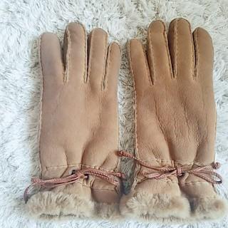 トゥモローランド(TOMORROWLAND)のmakana様専用手袋(手袋)