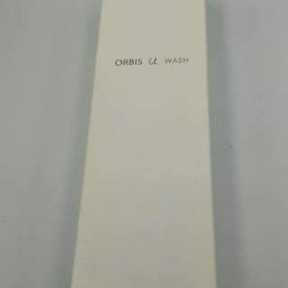 オルビス(ORBIS)のオルビスユーウォッシュ 120g(洗顔料)