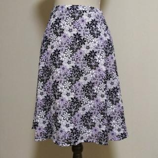トッカ(TOCCA)の☆新品タグ付き☆  TOCCA  BLUE STAR スカート  サイズ4(ひざ丈スカート)