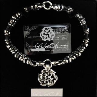ジゴロウ(GIGOR)のジゴロウ ブラッドラインシンボライズ シルバー ネックレス(ネックレス)