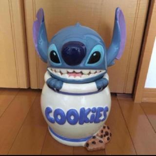 ディズニー(Disney)のスティッチ 陶器 小物入れ(小物入れ)