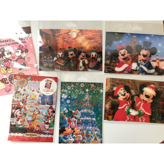 ディズニー(Disney)のディズニー ポストカード(写真/ポストカード)